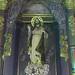 Eivissa Cathedral dalt vila ibiza in anaglyph 3D