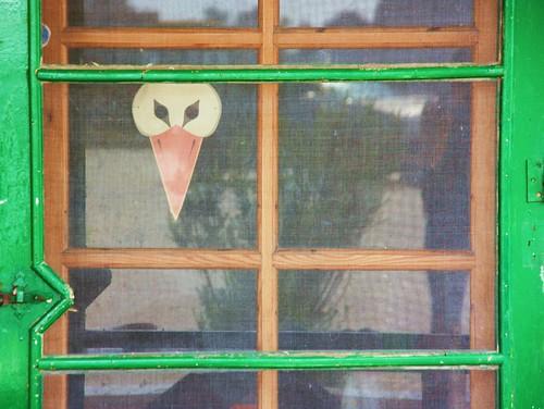 casa dels anelladors d'ocells - delta de l'ebre