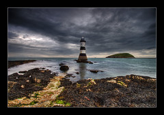 'Low Tide' - Black Point, Penmon, Anglesey