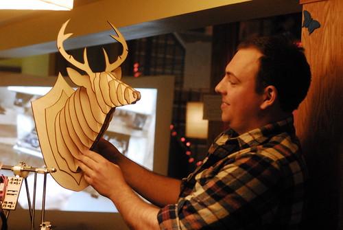 Alec's Deer Trophy