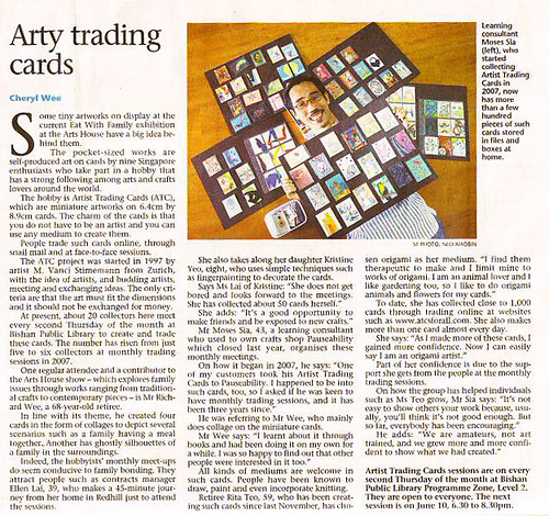 ATC in Sunday Times