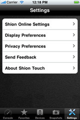 Shion Touch