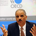 US Attorney General Eric H. Holder at OECD
