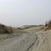 Taklamakan - desert road