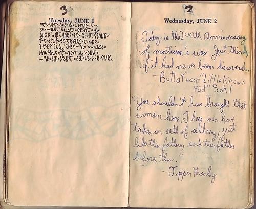1954: June 1-2