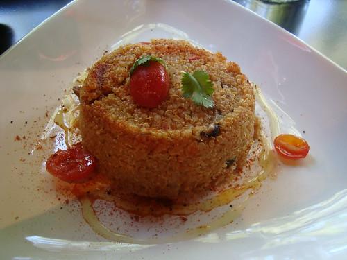 """Veggie & Quinoa """"Jambalaya"""""""