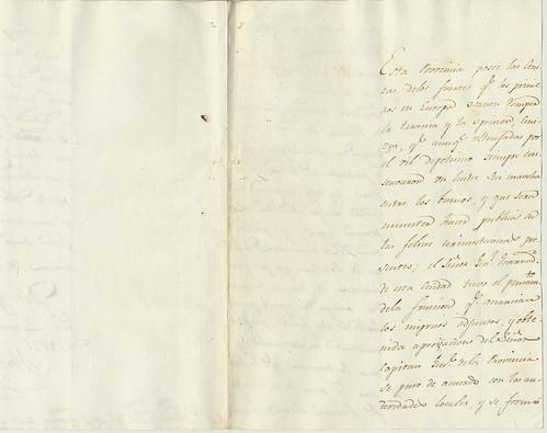Carta manuscrita de Juan Martin El Empecinado solicitando al Ayuntamiento de Toledo erigir un monumento a Juan de Padilla. Abril de 1821. Ayuntamiento de Toledo