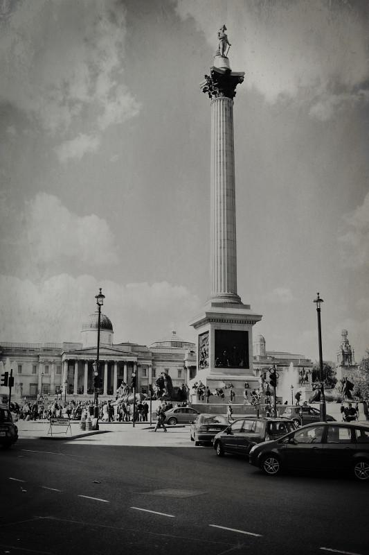 Old Trafalgar Square