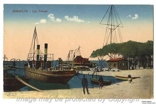 Ismailia - Lake Timsah