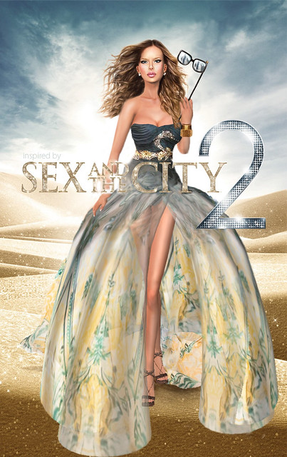 Sex and the City for YOU... by Elettra Gausman - Orage Creations
