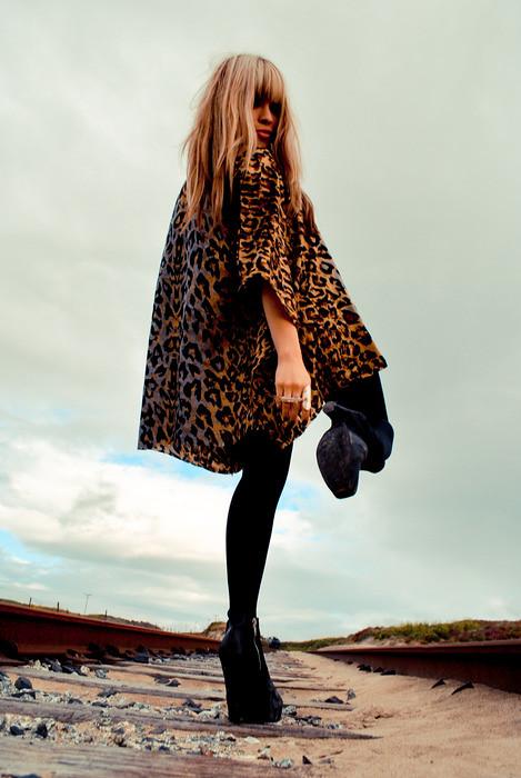 leopard kick