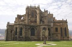 Iglesia de Castro Urdiales, Vistra Trasera. (sapiensbostonianus) Tags: paisvasco castrourdiales zarautz getaria marcantabrico guriezo espana riodeba debakohondartza