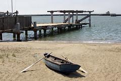 North Beach (David Gallagher) Tags: sanfrancisco rowboat fishermanswharf aquaticpark hydestreetpier southendrowingclub ggnpc11