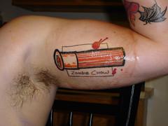 Ammo Tattoo