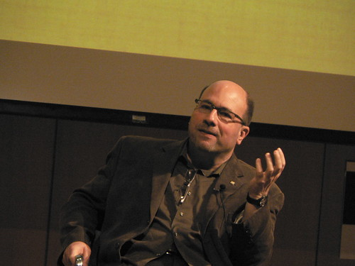Craig Newmark at PDF2010