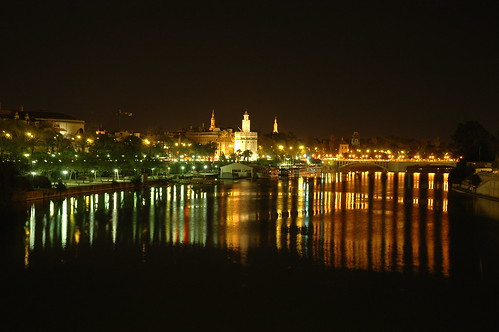 sevilla's night