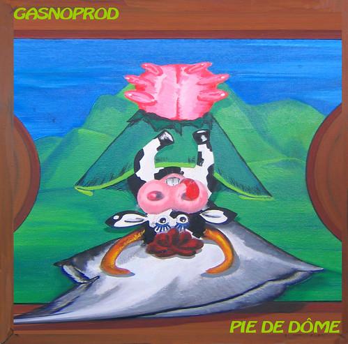 GASNOPROD - PIE DE DOME (2010)