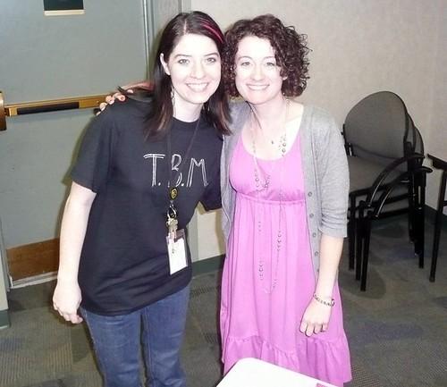 Sarah y moi 1