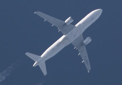 Air France A321 F-GFKU
