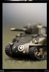 WWII... (ANVRecife) Tags: macro canon tou toys miniature bokeh wwi hobby 28 concept hobbies monday secondworldwar diecast 10mm m4a1 vallejos creativephoto 40d creativeconcept conceptphotos macromondays tightdof m4a1tank anvrecife hobbyandhobbies