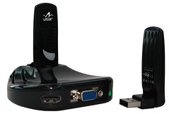 Wisair Wireless USB Audio/Video Adapter Set