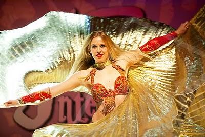 Festival Munique por Más que Danza Oriental.