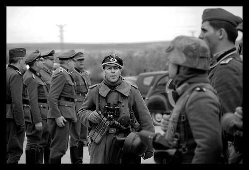 tropas y mandos
