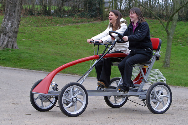 4 Wheel bikecar? | Pedelecs - Electric Bike Community