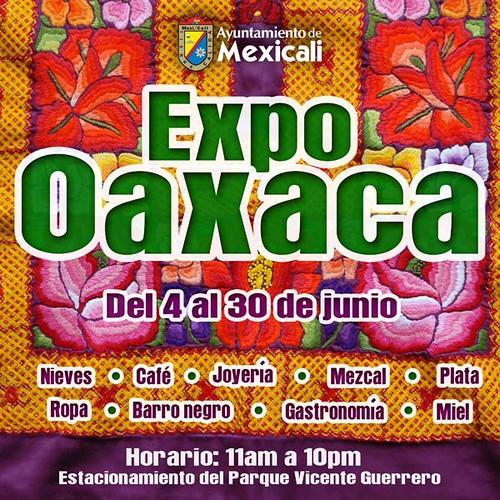 Expo Oaxaca Mexicali