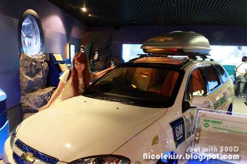 car aquarium bangkok