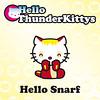 Hello Snarf por Seven_Hundred