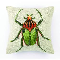beetle hook pillow