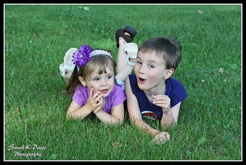 My goofy children