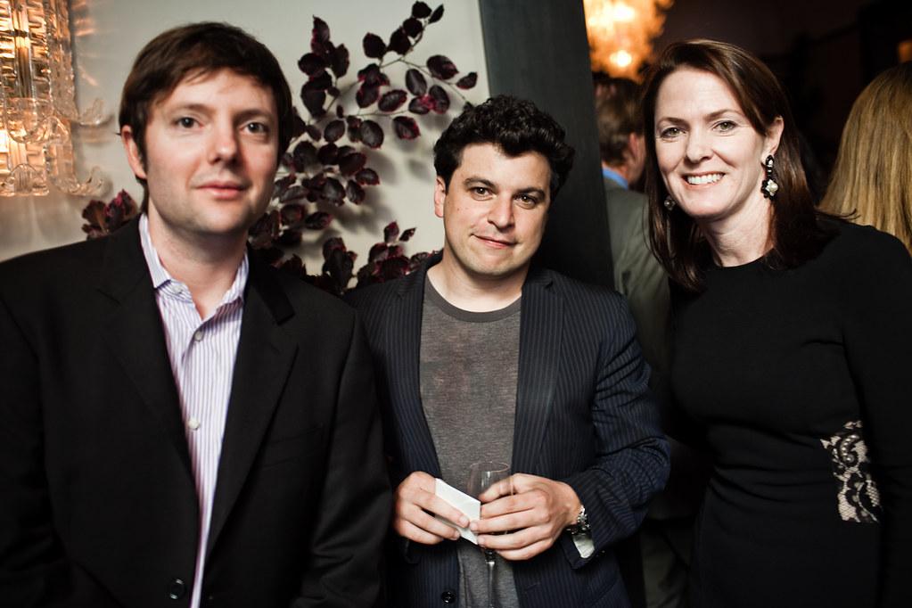 Matt Cohler, Noah Kerner, Allison Speer