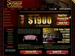 Superior Casino Home
