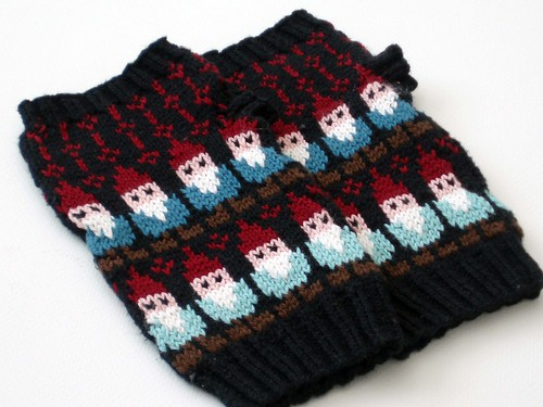 gnome mitts