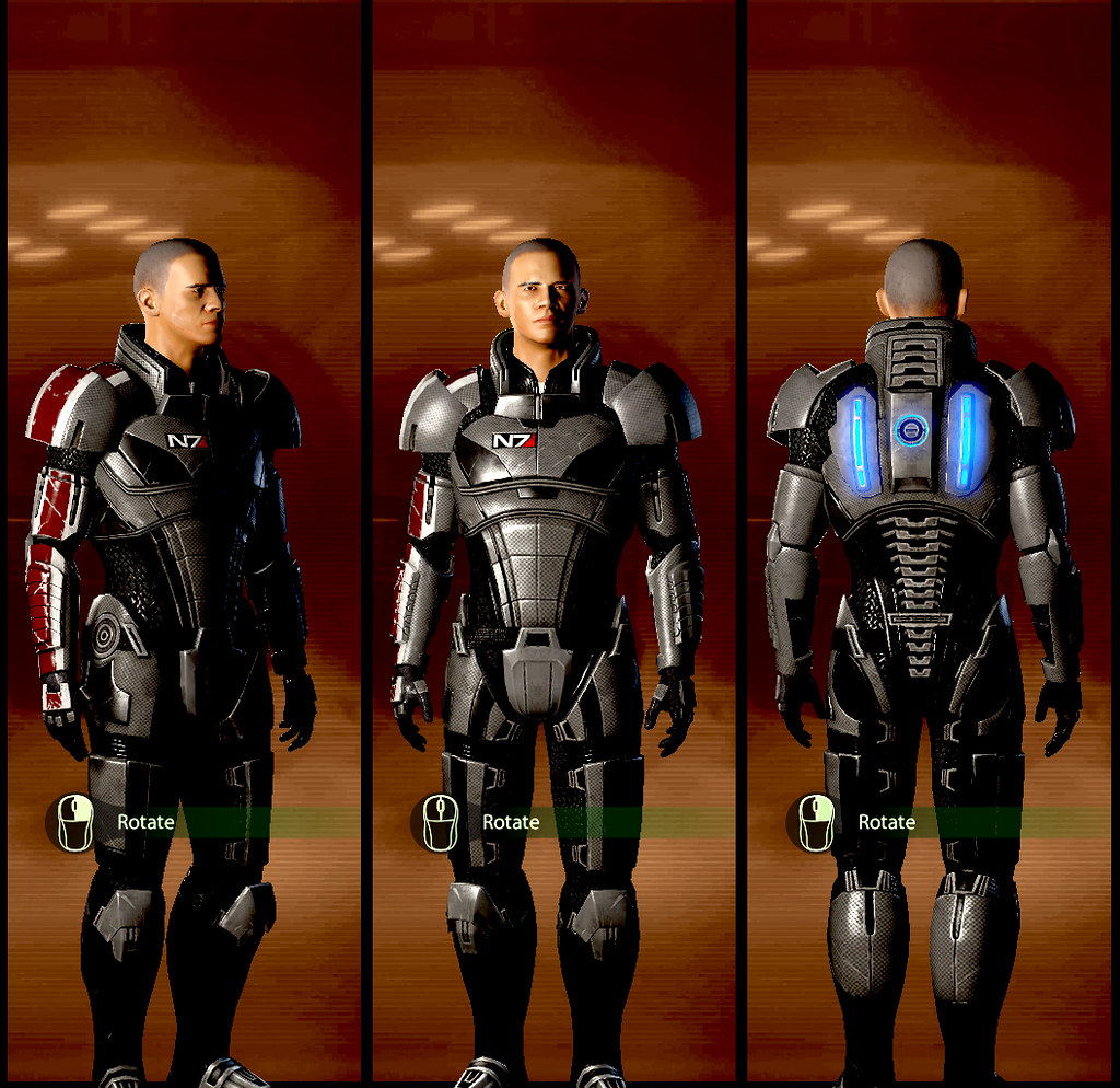 mass effect andromeda how to get athletic outfits