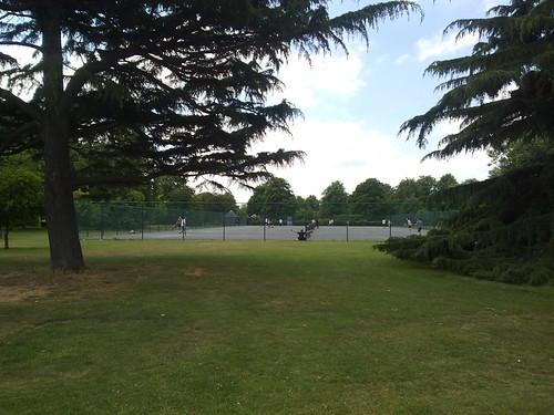 Greenwich Park Tennis Centre
