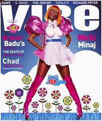 nicki minaj vibe magazine pictures