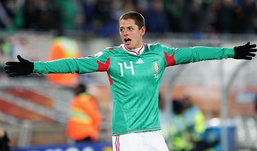 Thumb Épico: México ganó a Francia 2 a 0