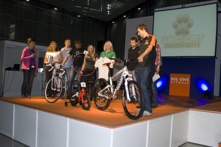 WILD CAT DESIGN 2010 - vyhlášení vítězů