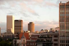 A Monday Morning in Madrid (Tony DeFilippo) Tags: madrid travel nature architecture spain espana sunrisesunset tallbuildings 1010spaintrip