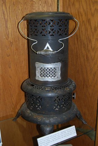 Perfection Oil Heater, ca. 1913