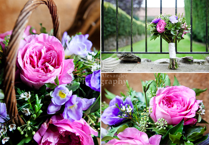 Gloucestershire Wedding Photographer flowers 3