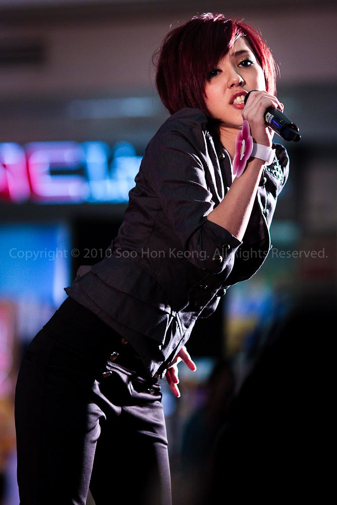 IFeel Girl Search 2010, KL, Malaysia