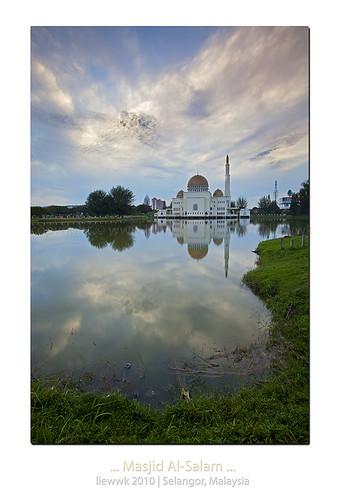 ... Masjid As-Salam ...