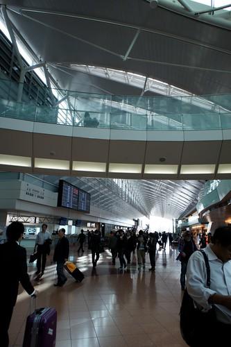 Haneda 2nd terminal