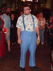 Vegas 2010, Halloween - 11 (demartinyh) Tags: fujif40