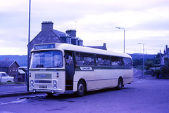 Eastern Scottish XA173 Adgay (Guy Arab UF) Tags: buses bristol scotland coach scottish 1966 alexander he eastern scrabster expressservice rossshire scottishbusgroup ytype relh6g xa173 adgay