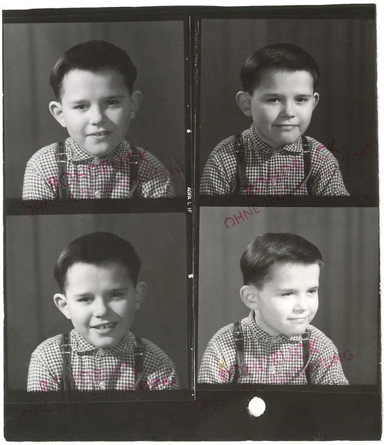My dad as a kid